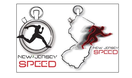 new jersey speed logo