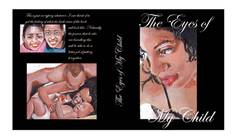 the eyes of my child book cover