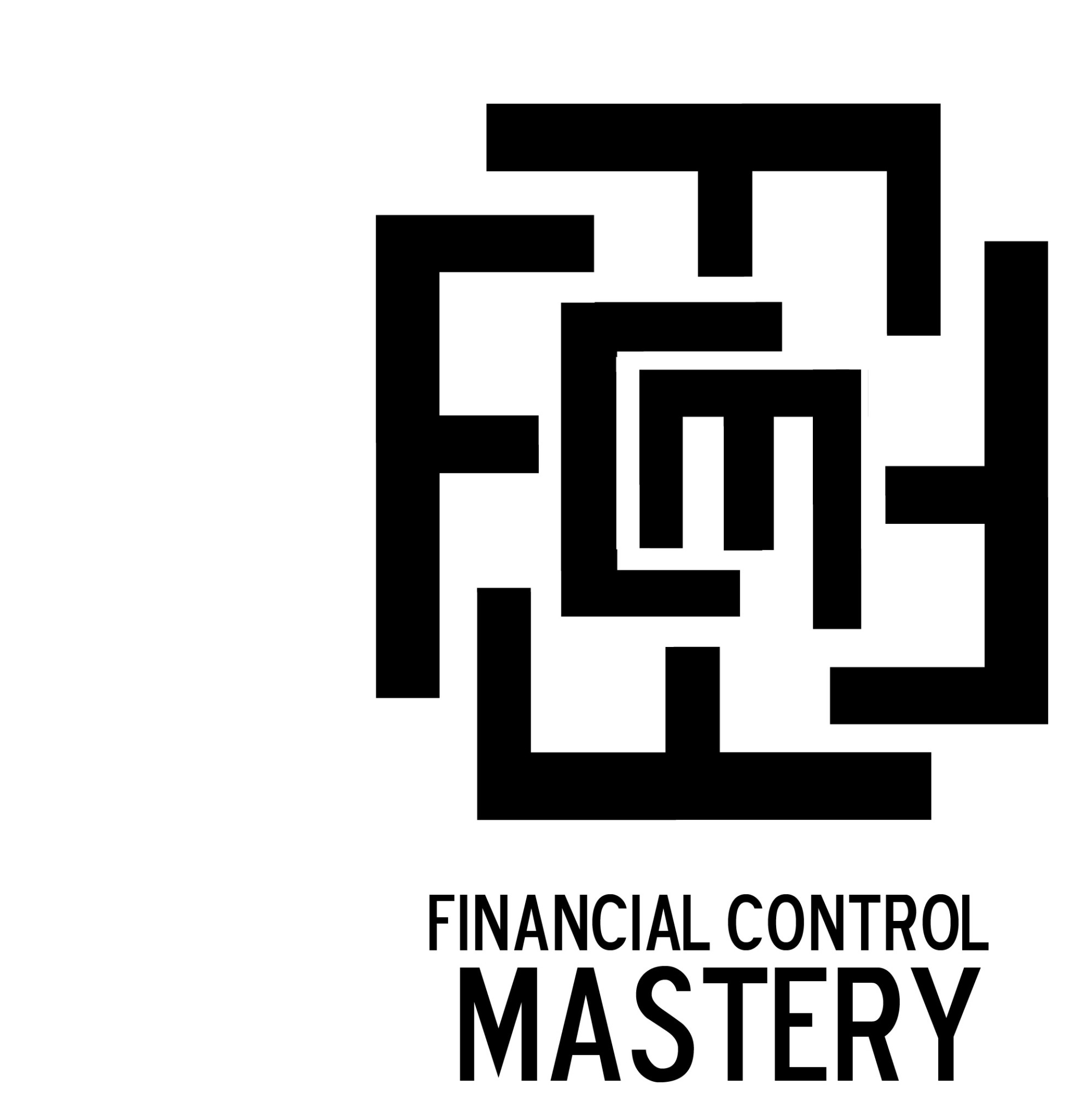 financial control mastery logo with title